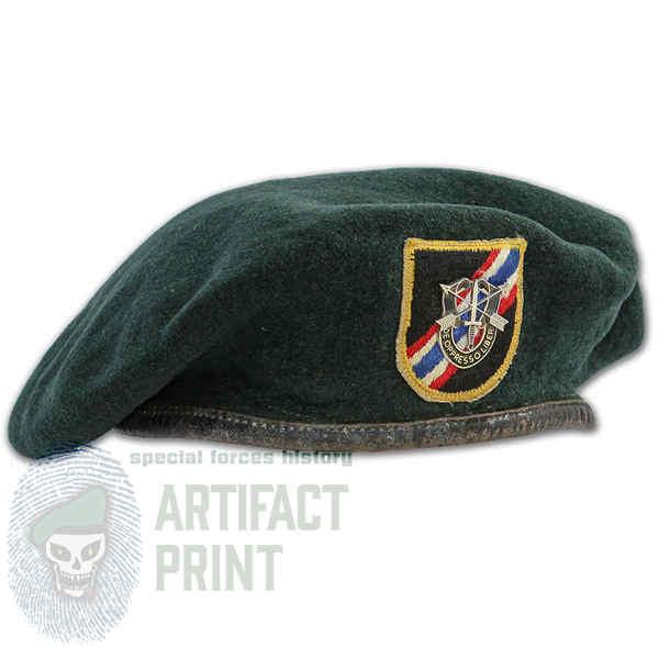 46ae482128 Green Beret - Artifact